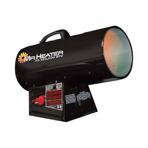 Mr. Heater F271390 Industrial Forced Air Propane Heater (125,000 BTU)