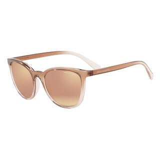 Link to Armani Exchange AX4077SF 82574Z 56 Transp Tundra/transp Rose Woman Pillow Sunglasses Similar Items in Women's Sunglasses