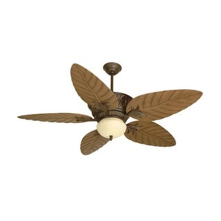 """Craftmade K10241 Pavilion 54"""" 5 Blade Indoor Ceiling Fan - Blades, Remote and Light Kit Included"""