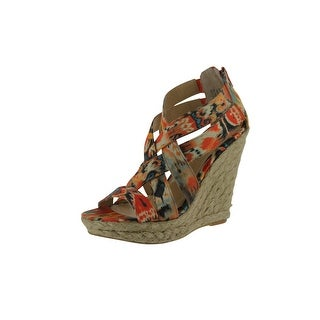 Chinese Laundry Womens Milk Shake Wedge Strappy Sandals