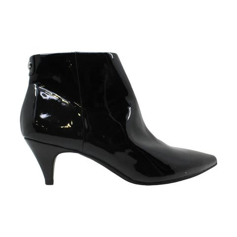 Circus by Sam Edelman Womens Kirby Leather Pointed Toe Ankle Fashion Boots