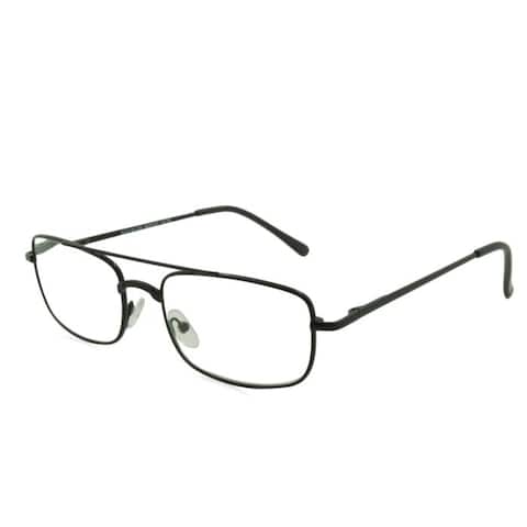 Able Vision R29151 Black Unisex Reading Glasses