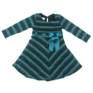 Bonnie Jean Girls KNit Casual Dress - 4