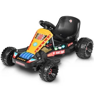 Link to Gymax Go Kart Kids Ride On Car Electric Powered 4 Wheel Racer Buggy Similar Items in Bicycles, Ride-On Toys & Scooters