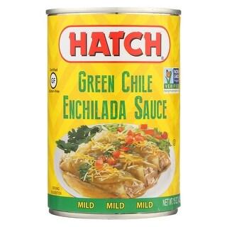 Hatch Chili Hatch Fire Roasted Tomato Enchilada Sauce - Enchilada Sauce - Case of 12 - 15 oz.
