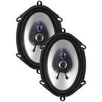 "Planet Audio Pl57 Pulse Series 3-Way Speakers (5"" X 7"", 200 Watts Max)"