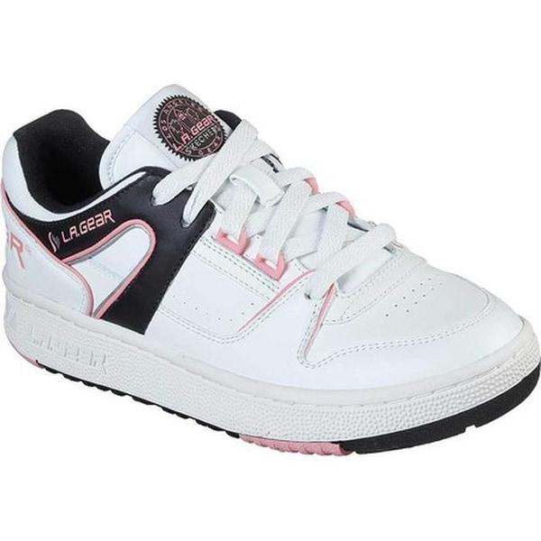 L.A. Gear Slammer Low Sneaker White