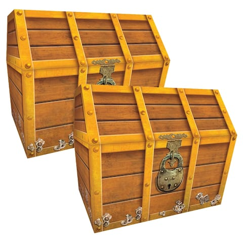 Treasure Chest, Pack of 2