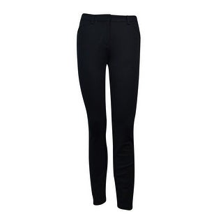 Calvin Klein Women's Ponte Knit Skinny Trousers