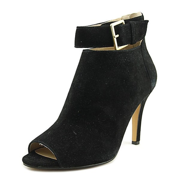 731937a1e9c Shop Adrienne Vittadini Gail Black Boots - Free Shipping Today ...