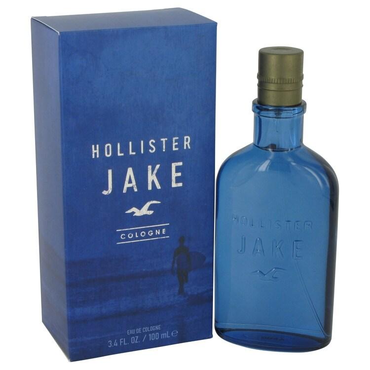 Hollister Jake Blue by Hollister Eau De Cologne Spray 3.4 oz For Men (3.1 - 4 Oz.)