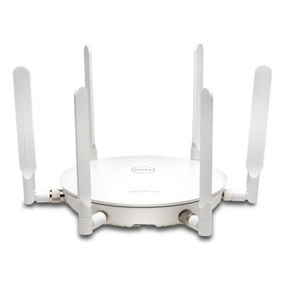 """""""SonicWall 01-SSC-0869 Dell SonicPoint ACe with PoE Injector, includes 3-Yrs 24x7 Support - 2.40 GHz, 5 GHz - 6 x Antenna(s) - 6"""