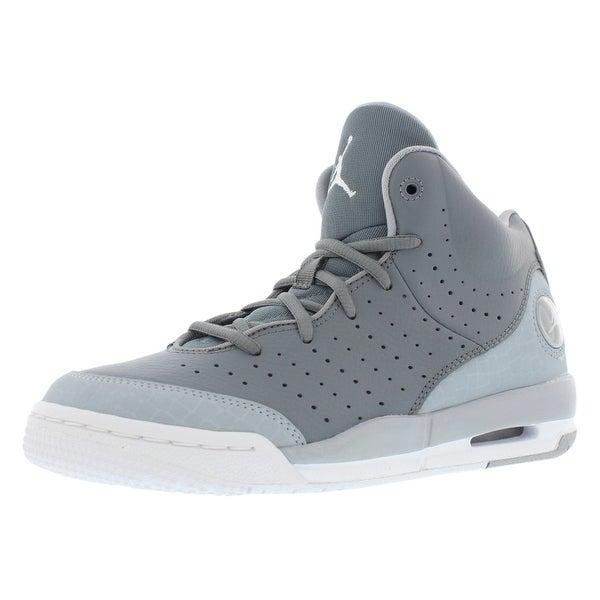 e4a9c95905a Shop Jordan Flight Tradition Bg Basketball Junior's Shoes - Free ...