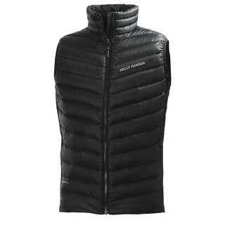 Helly Hansen 2016 Men's Verglas Down Insulator Vest - 62338 - alpine black