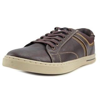Madden Men Drill Men  Round Toe Synthetic Brown Sneakers