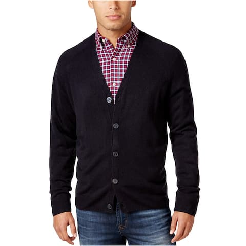 Weatherproof Mens Vintage Cardigan Sweater