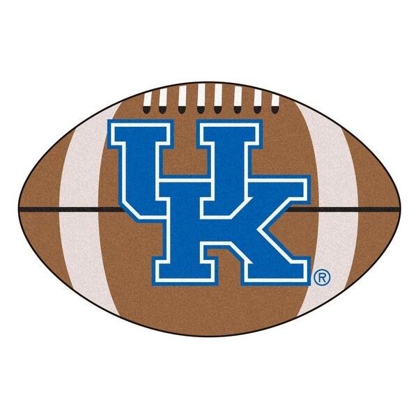 University of Kentucky Football Area Rug