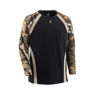 Legendary Whitetails Men's Counter Strike Performance Camo T-Shirt (More options available)