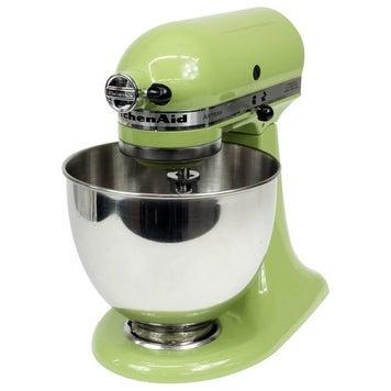 KitchenAid Ksm150 Artisan 5-Qt. Tilt-Head Stand Mixer Green Apple