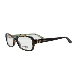 Vogue 0VO2738B W656 Dark Havana Plastic Optical Frame