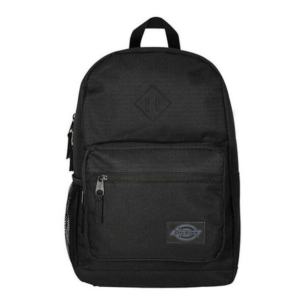 98eef689d Shop Dickies Study Hall Backpack Stealth Black Ripstop - US One Size ...