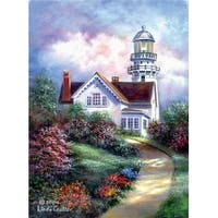 """Acrylic Paint Your Own Masterpiece Kit 11""""X14""""-Cape Elizabeth"""