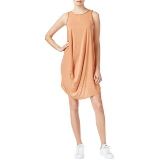 Rachel Rachel Roy Womens Casual Dress Modal Draped Front