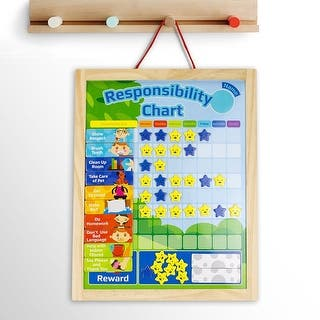 Kenson Kids I Can Do It Reward Chart Free Shipping On