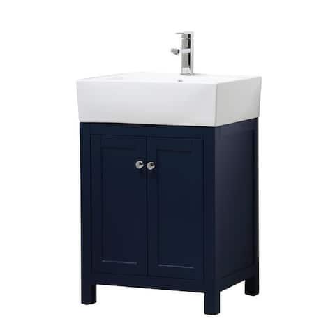 """Stanford 23"""" Single Bathroom Vanity Sink"""