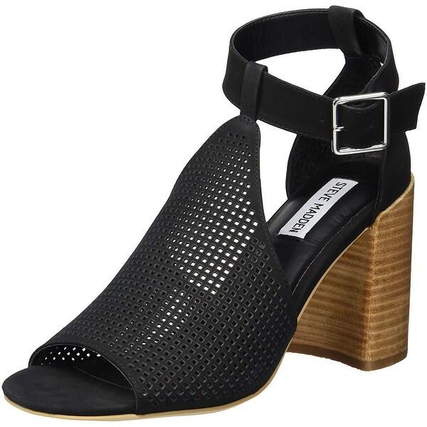 578903f7a92 Shop Steve Madden Women s Sawyer Heeled Sandal - Free Shipping On ...
