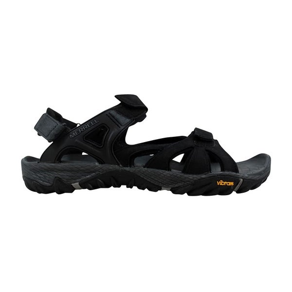 eb61d3609f069 Shop Merrell All Out Blaze Sieve Convert Black J32847 Men's - Free ...