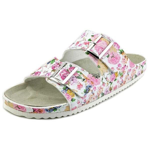 Coolway Safiro Open Toe Synthetic Slides Sandal