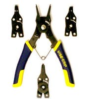 Irwin 2078900 4 piece Snap Ring Pliers