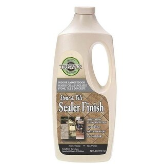 Trewax 887142027 Stone & Tile Sealer Finish, 32 Oz