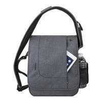 Travelon  Anti-Theft Urban N/S Messenger Bag Slate - US One Size (Size None)