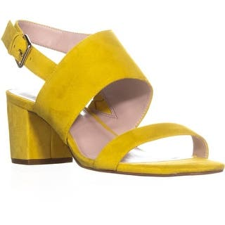 e849eb98b Nine West Forli Ankle Strap Block Heel Sandals