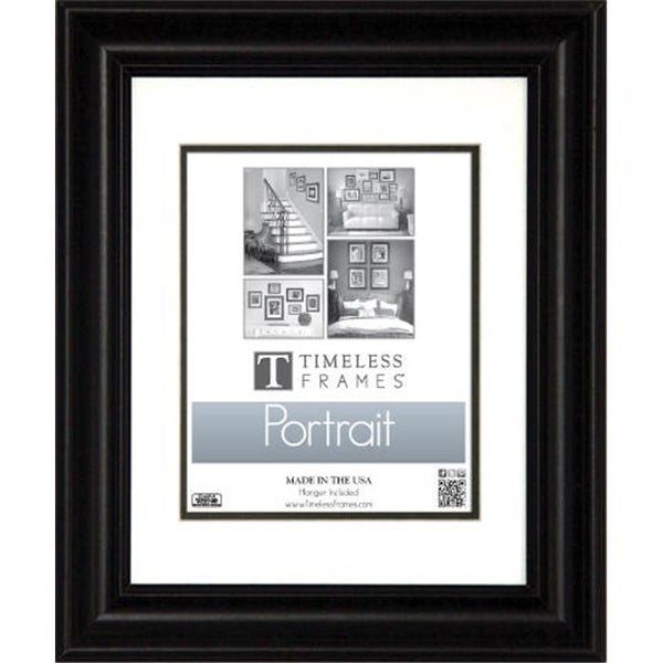 Shop Timeless Frames Lauren Portrait Black Wall Frame 16 X 24 In