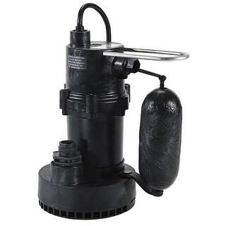 Little Giant 505700 1/4 Horsepower 5.5-ASP Submersible Sump or Utility Pump