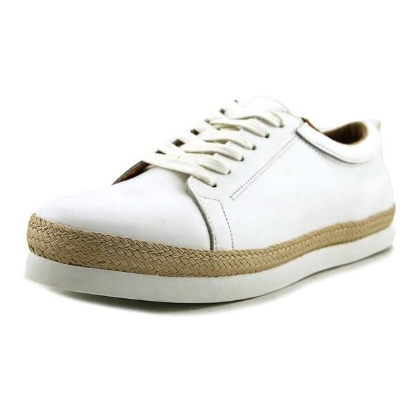 Carlos by Carlos Santana Penn Women White Sneakers Shoes