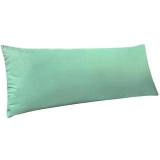 OverstockNTBAY Microfiber Body Pillow