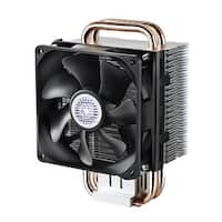 Cooler Master USA  Hyper T2 - Compact CPU Cooler with Dual Looped