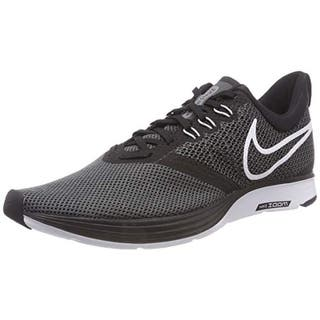 Nike Womens Wmns Zoom Strike Black White Drk Gry Anthracite dae7d2e69