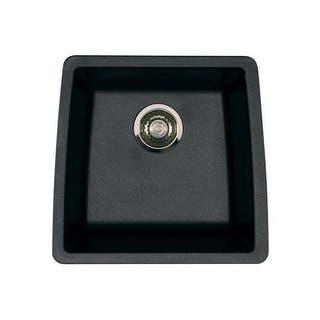 "Blanco 440079 Performa Silgranit Single Bowl Undermount Bar Sink 17 1/2"" x 17"" https://ak1.ostkcdn.com/images/products/is/images/direct/30d91dbdad7820ffe96e121ace1cd131d86e08f6/Blanco-440079-Performa-Silgranit-Single-Bowl-Undermount-Bar-Sink-17-1-2%22-x-17%22.jpg?impolicy=medium"
