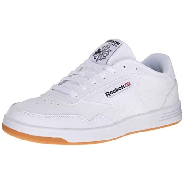 68e021e3 Reebok Men's Club Memt Gum-M Sneaker, White/Black