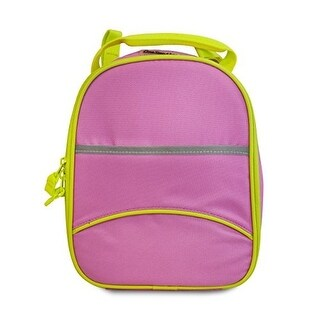 Insulated Lunch Box - Pink