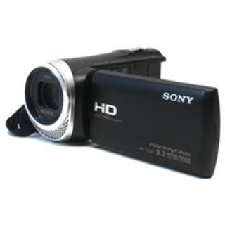 Sony HDR-CX455/B 2.29 Megapixel Full HD Handycam Camcorder - 30x (Refurbished)