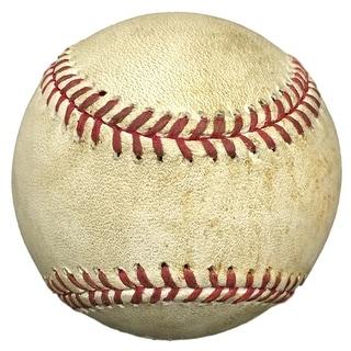New York Yankees Game-Used 6/7/2015 Baseball Vs LA Angels  HZ754728
