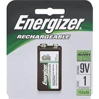 Energizer 9V Rechargeable Battery NH22NBP Unit: EACH