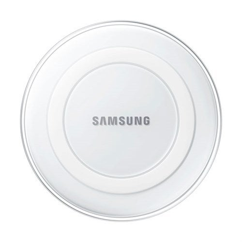 Samsung Wireless Charging Pad - White Wireless Charging Pad