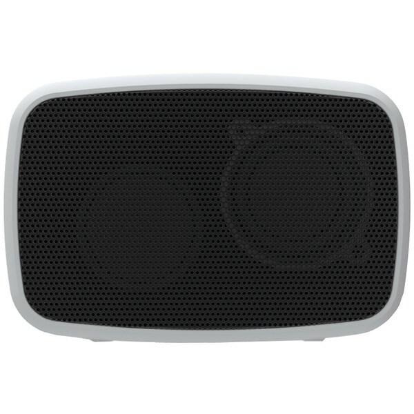 Ematic Esq206Sl Rugged Life Noize Bluetooth(R) Speaker (Silver)